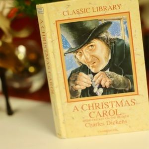 Other - A Christmas Carol book -Charles Dickens